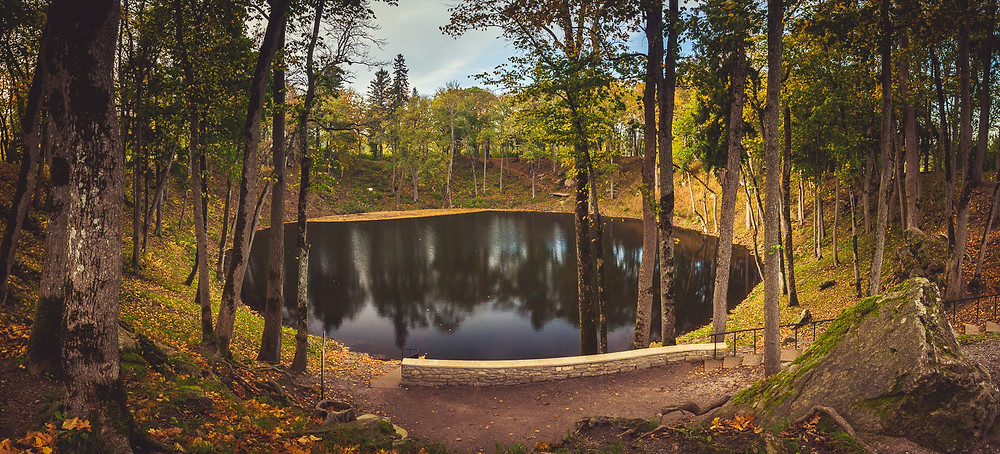 Lago di Kaali, Saaremaa. Foto: Petri Tuohimaa 2007