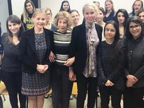 """""""Tere!"""" signora Ambasciatore dell'Estonia, Celia Kuningas-Saagpakk… concluso il corso di es"""