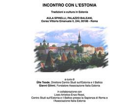 Centro Studi sull'Estonia e il Baltico e l'Associazione Italia Estonia avviano la collaboraz