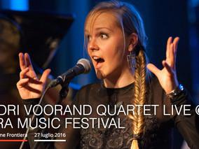 Kadri Voorand di nuovo protagonista del Fara Music Festival