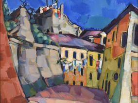 VISIONI DAL NORD. Pittura estone dalla collezione Enn Kunila,1910 – 1940