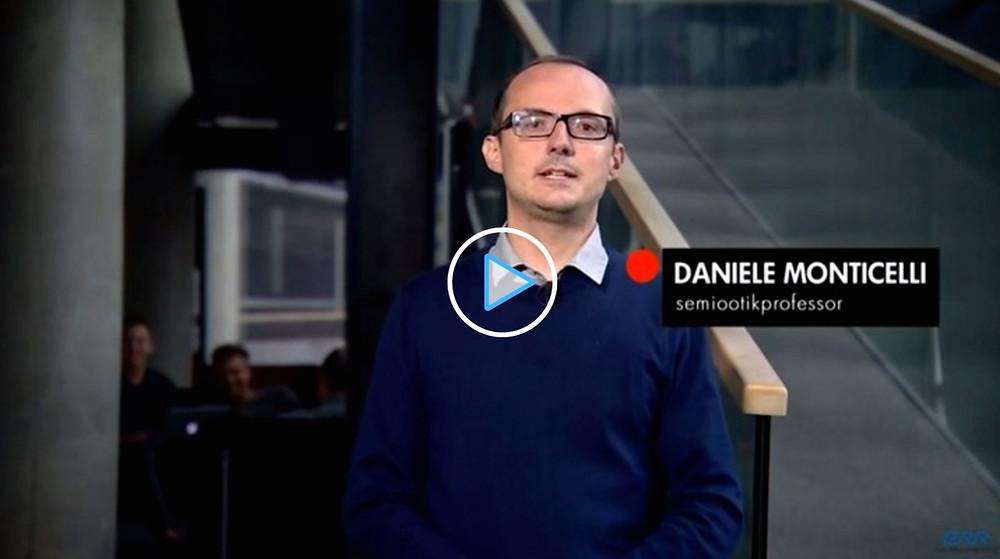 "Daniele Monticelli ""Hõbevalgest"""