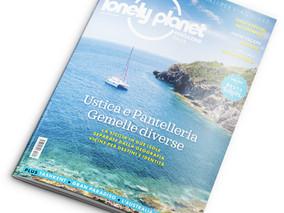 Sul primo numero diLonely Planet magazine Italiasi parla di Tallinn
