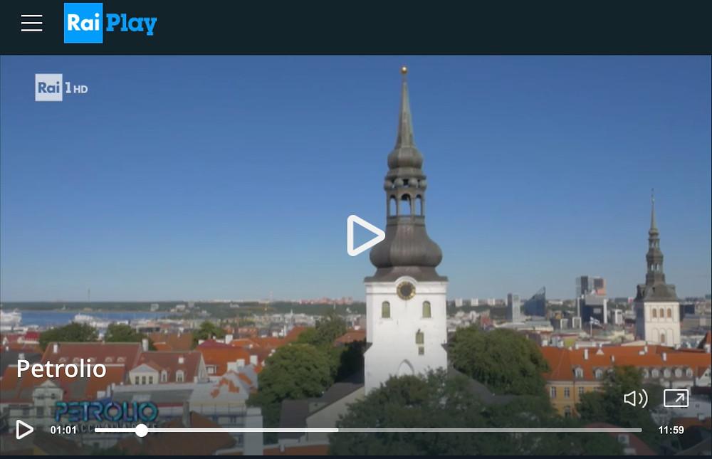 RAI, PETROLIO in Estonia