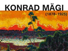 Konrad Mägi (1878-1925) Seminario alla Galleria Nazionale, Roma 11.1.18