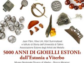Eestist Viterbosse: 5000 aastat Eesti ehtekunsti