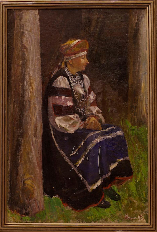 Nicolai Kormashov, Setumaa