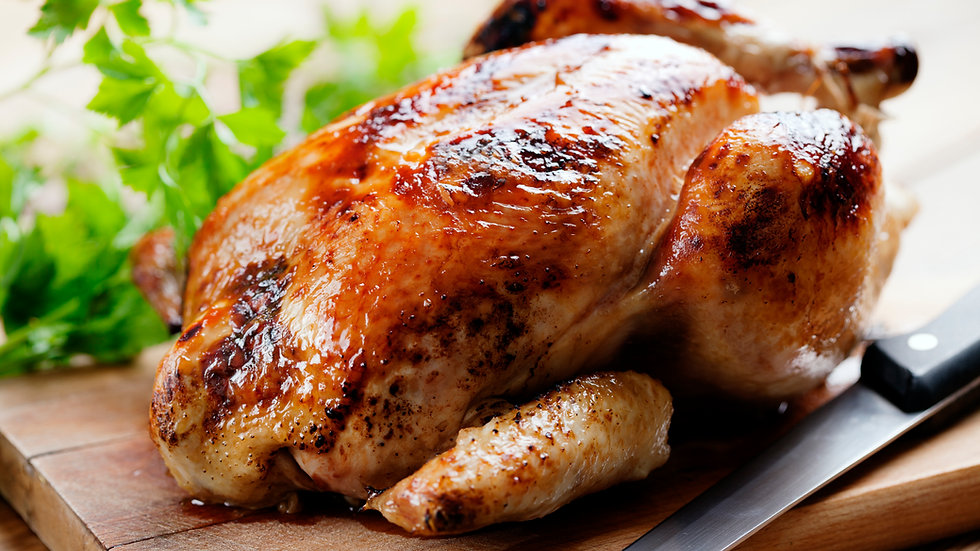 GCC Organics Whole Chicken