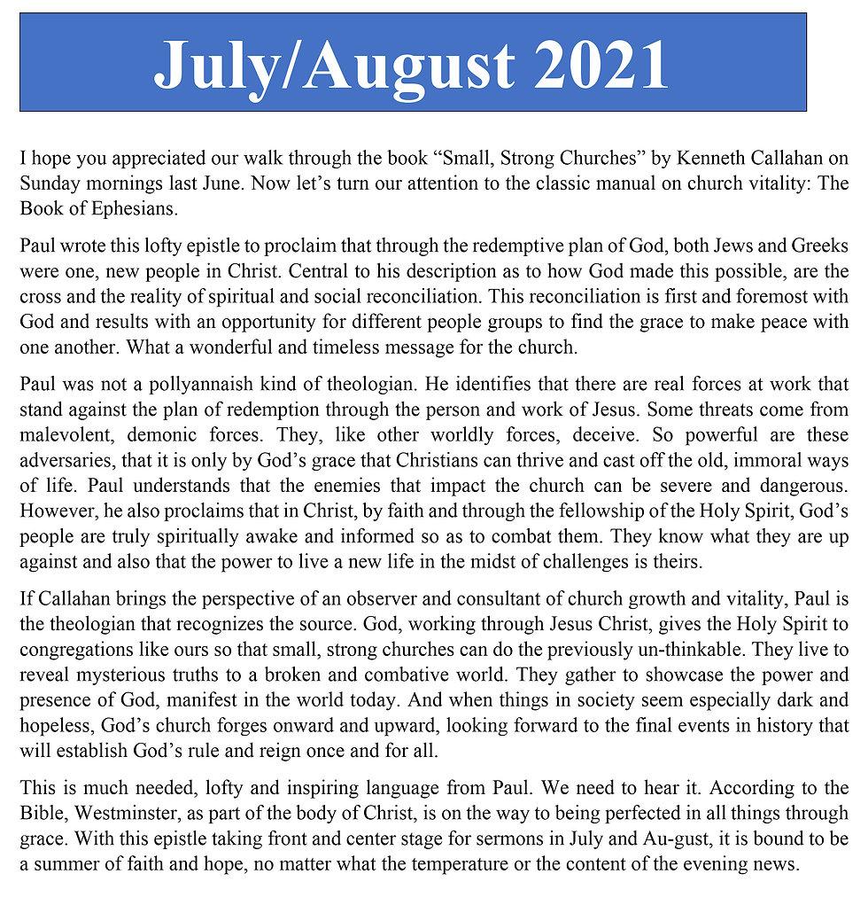 Pastor's Letter July-August 2021.jpg