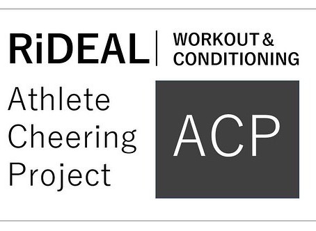 「ACP」Athlete Cheering Project