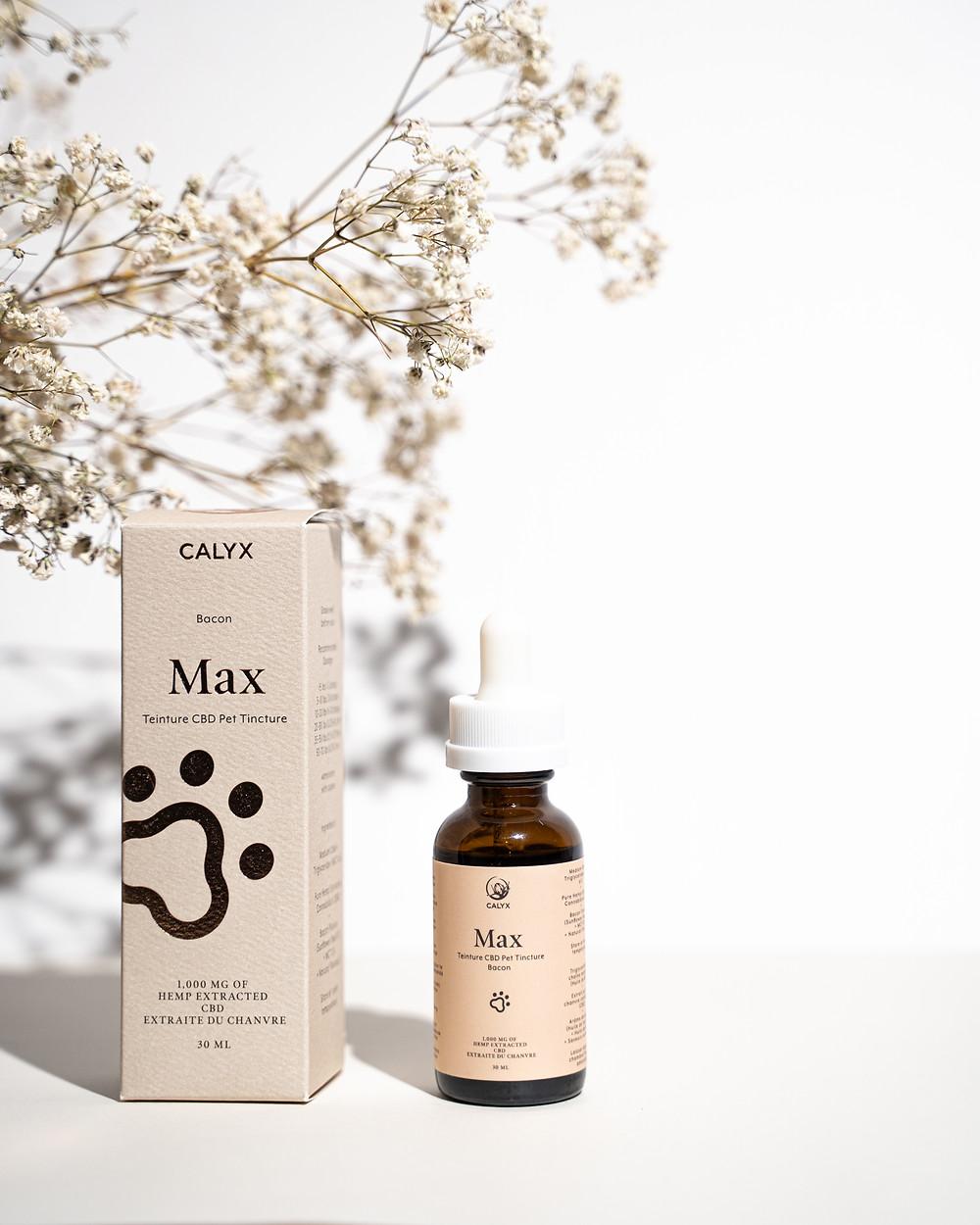 Calyx Wellness Max 1000mg CBD Oil