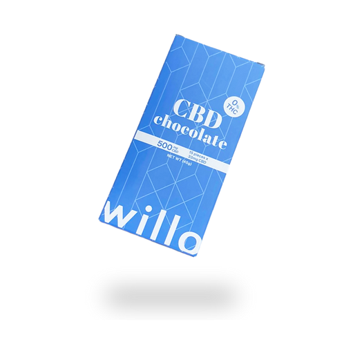 Milk Chocolate Bar - Willo