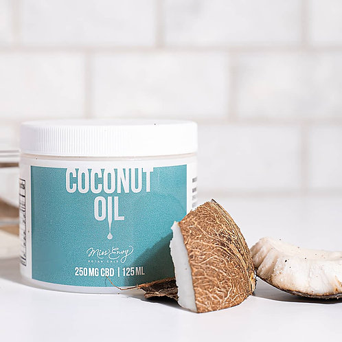 Organic Coconut Oil 250mg - Miss Envy