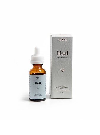 1000mg Heal CBD Oil - Calyx