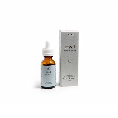 Heal 1000mg Oil - Calyx Wellness
