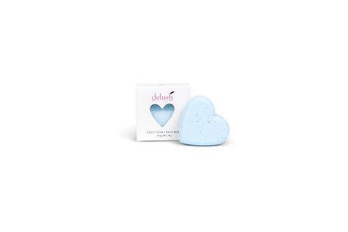 Sweet Heart Bath Bombs- Delush