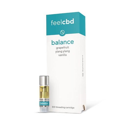 Balance Refill Cartridge / Full Spectrum - feelCBD