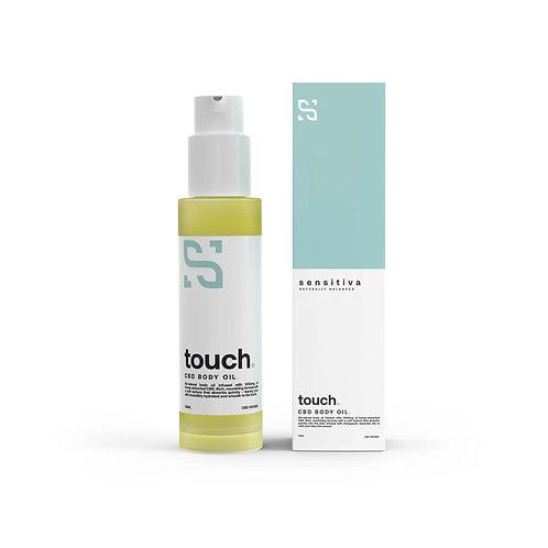 Touch Body Oil 1000mg - Sensitiva