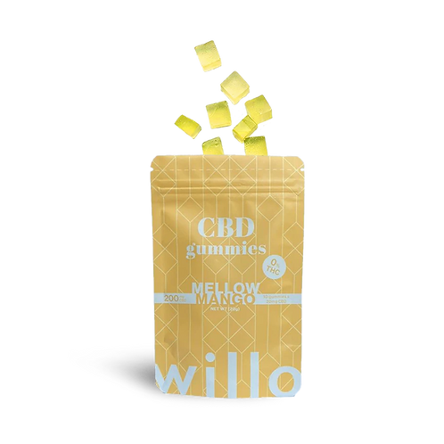 Mellow Mango Gummies - Willo