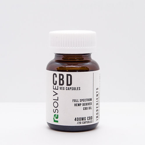 Capsules / Full Spectrum - resolveCBD
