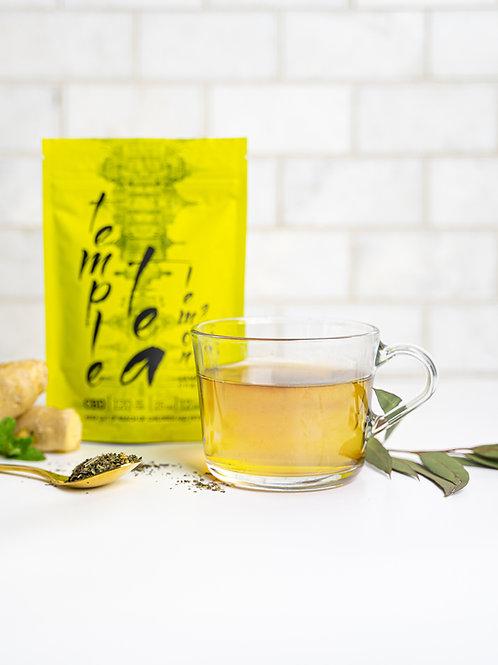 Organic Lemongrass Tea 120mg - Mota