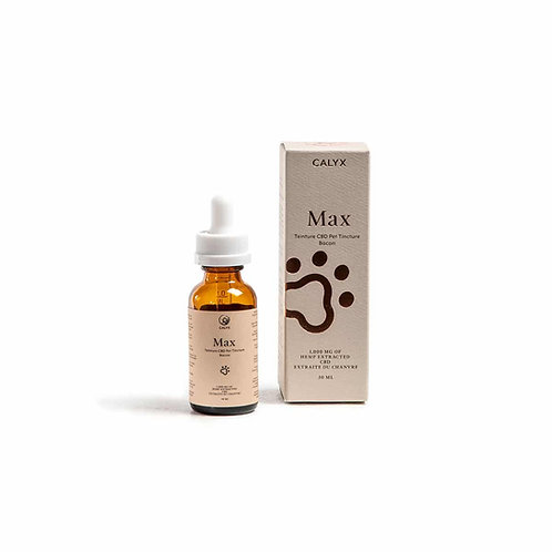 Max 1000mg Oil - Calyx