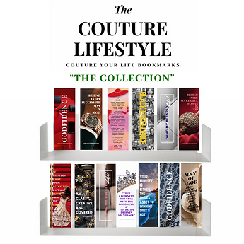 COUTURE YOUR LIFE BOOKMARK COLLECTION