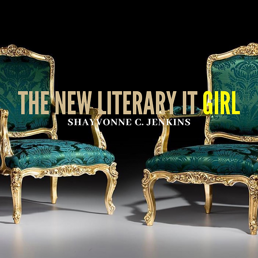 THE NEW LITERARY IT GIRL