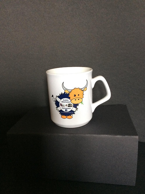 Mad cow cup