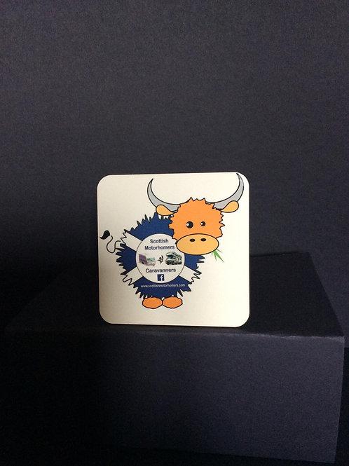 Coaster set x4