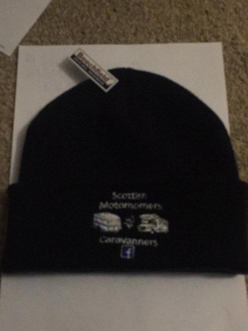 Scottish Motorhomers beanie hat