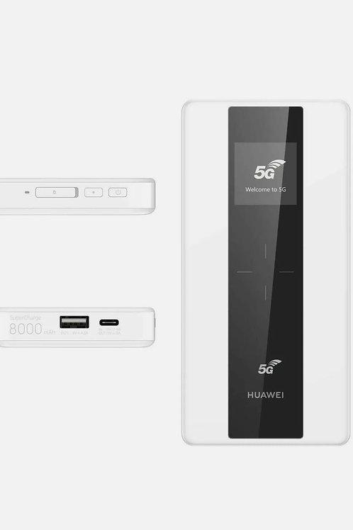 Huawei 5g portable mifi device