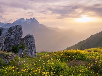 Là-haut, dans le Valais