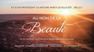 """Film """"Au nom de la beauté"""""""