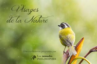 Conférence : Visages de la nature