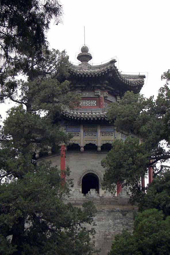 颐和园 Palácio de Verão