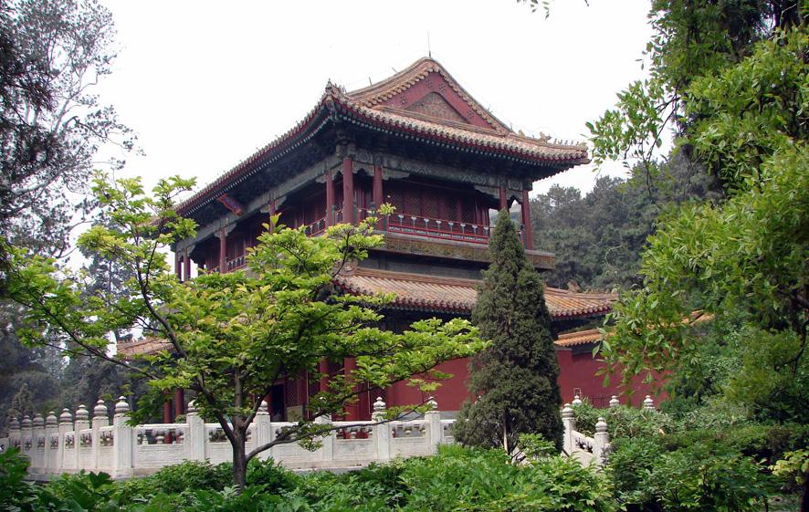 Jardins da Cidade Proibida - 紫禁城
