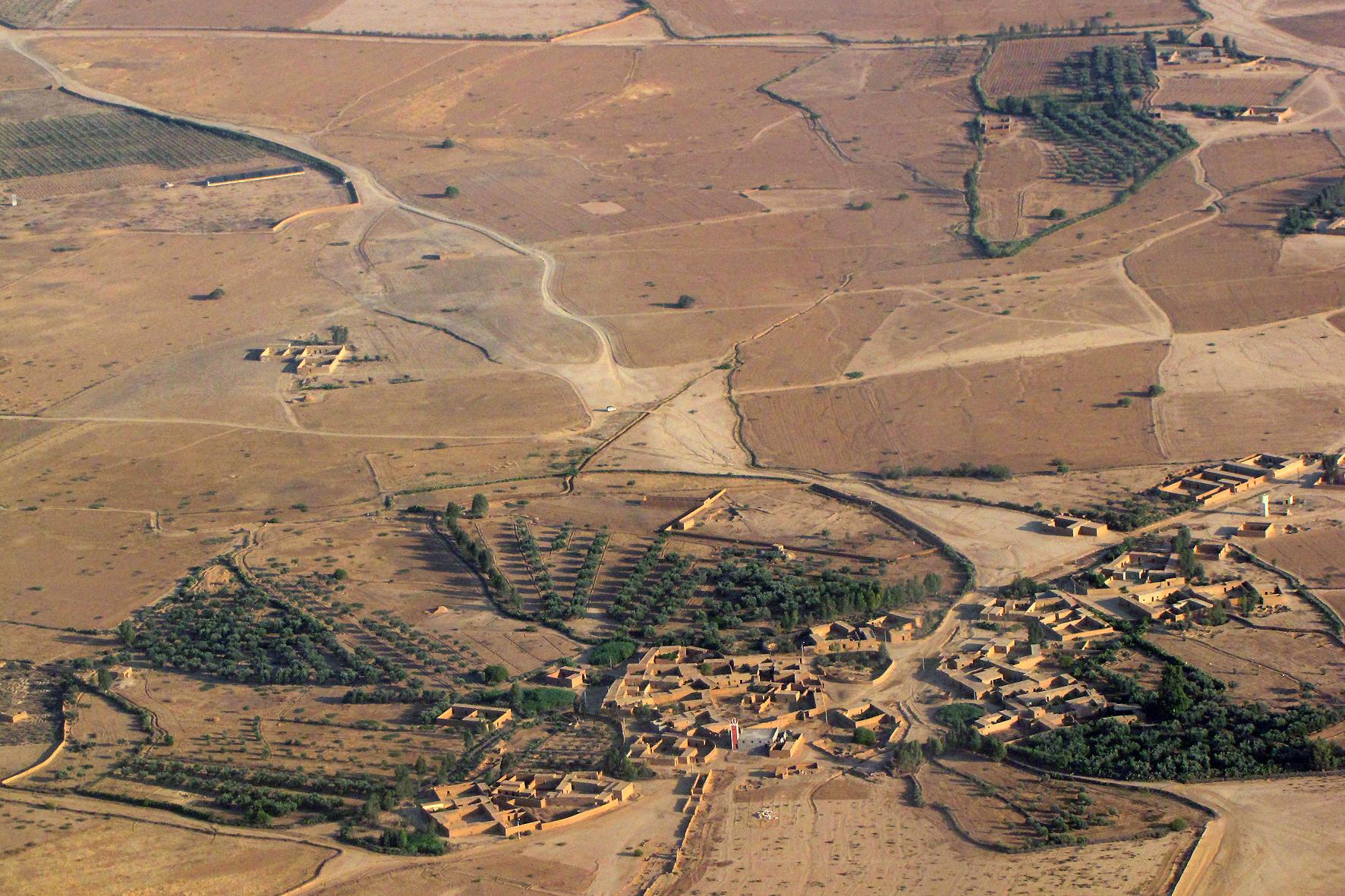 Marrocos do ar