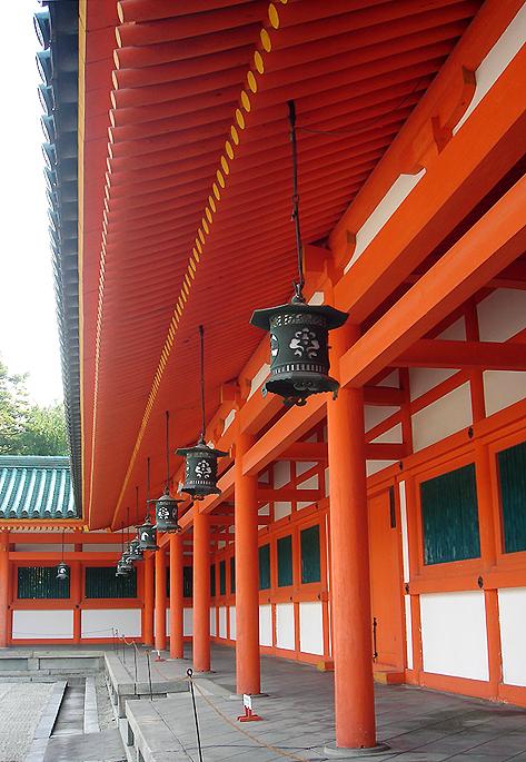 Heian Jingu 平安神宮