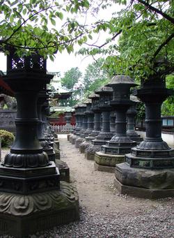 Ueno Tōshō-gū 東照宮