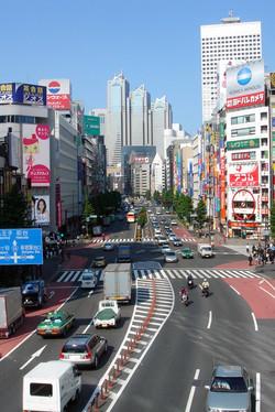 Shinjuko - 新宿