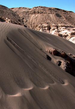 Atacama: mais seco do mundo
