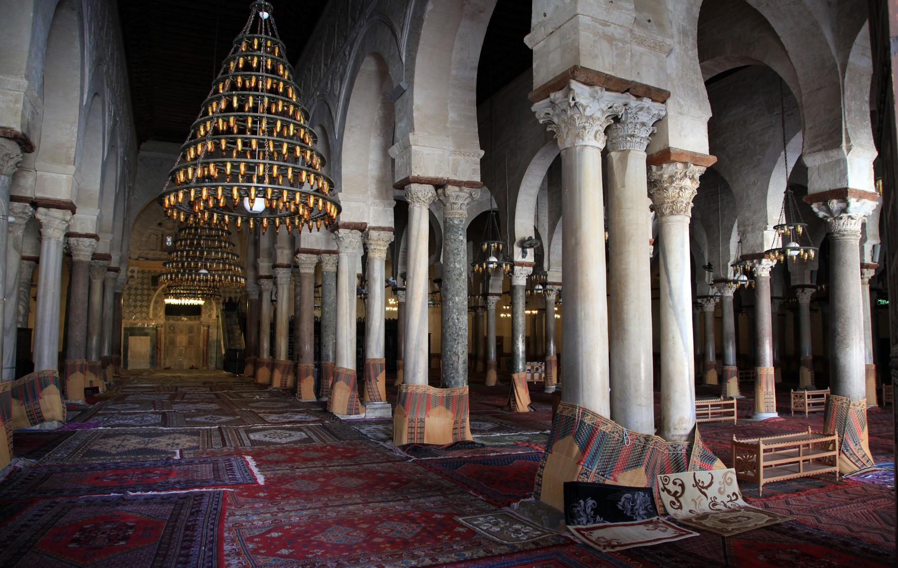Kairouan - جامع القيروان الأكبر