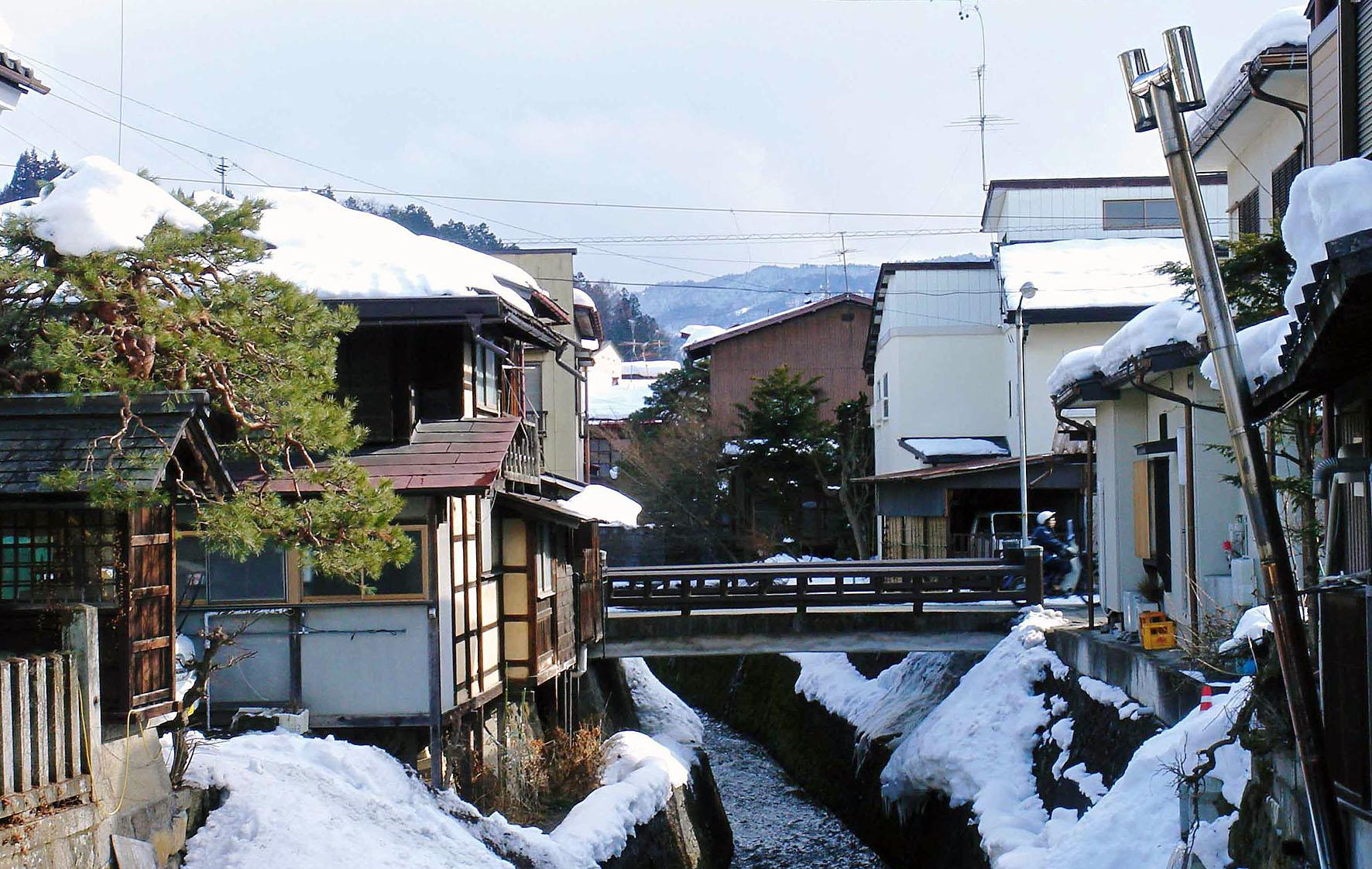 Takayama - 高山市