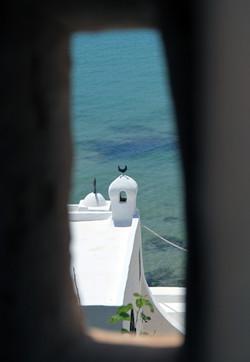 Vista do Forte - الحمّامات