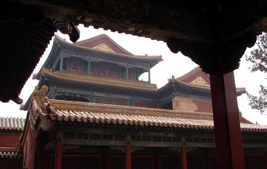 Palácio de Verão - 颐和园