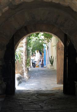 Medina de Hammamet - الحمّامات