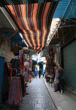 Souk de Túnis - تونس