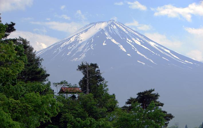 Monte Fuji - 富士山