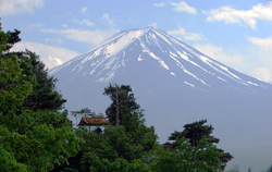 Fujiyama - 富士山